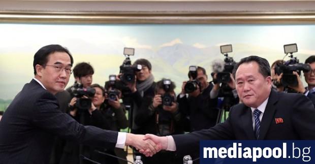 Южна Корея прие предложението на КНДР за нов кръг от