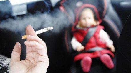 Глоба от 1500 евро, ако пушиш в колата си в Гърция