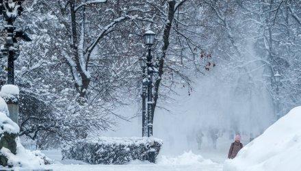 100-годишен снежен рекорд в Москва