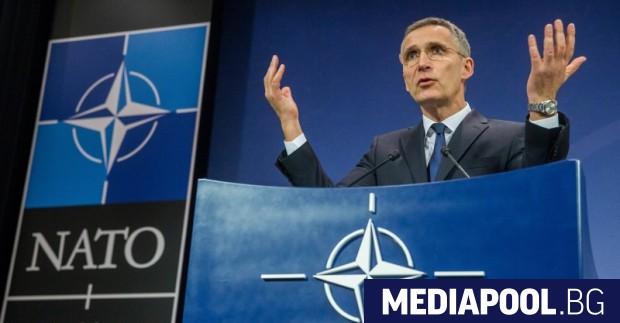 Генералният секретар на НАТО Йенс СтолтенбергДо 2024 г. поне 15
