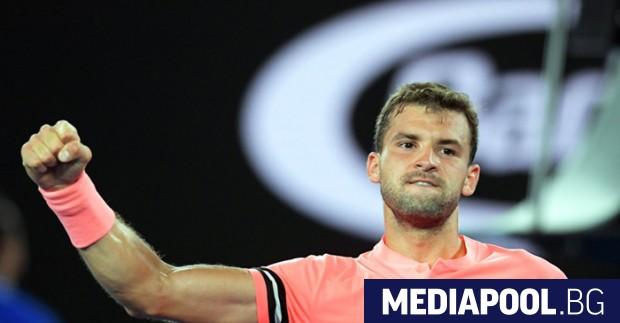 Григор Димитров се класира за полуфиналите на турнира от серията