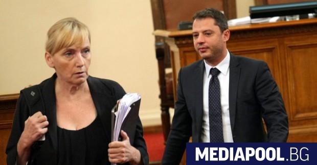 Колаж: Mediapool.bg ГЕРБ се оказаха по- предани защитни на Закона