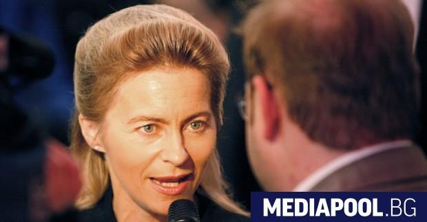 Урсула фон дер ЛайенНАТО иска да създаде система за облекчаване