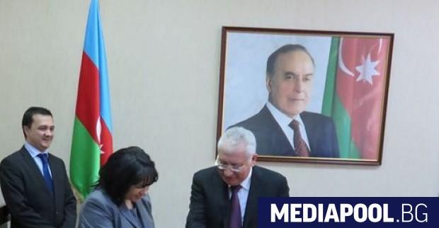 Петкова по време на срещите си в Баку Правните аспекти