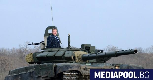 Военното министерство планира да модернизира старите съветски танкове Т–72, които