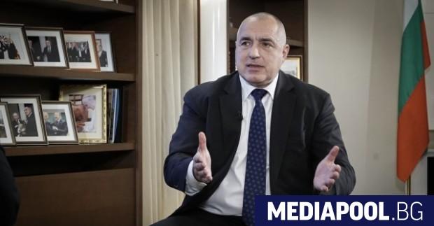 Бойко Борисов, сн. бТВСъакционерът в Първа инвестиционна банка (ПИБ) Цеко