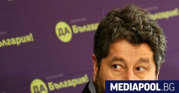 Партията на Христо Иванов започва да търси начини за сваляне
