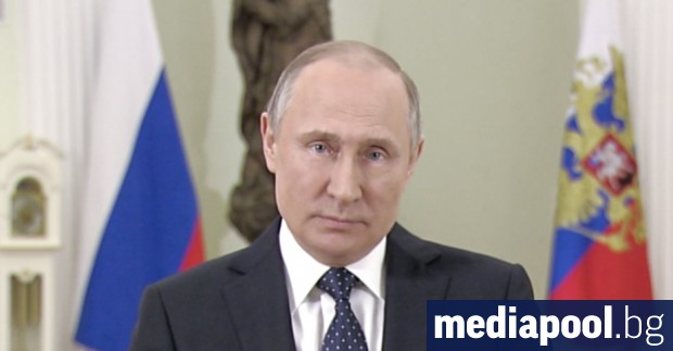 Владимир Путин спечели президентските избори в Русия със 76% от
