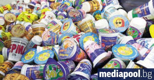 Комисията за защита на конкуренцията (КЗК) санкционира пет млечни компании,