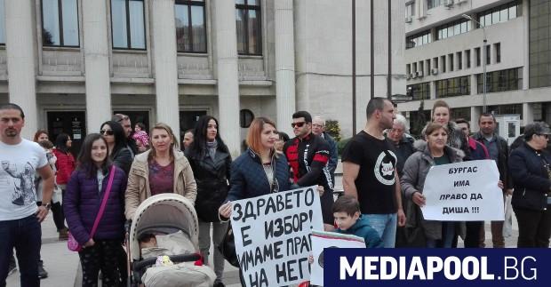 Граждани и представители на зелени организации се събраха в събота