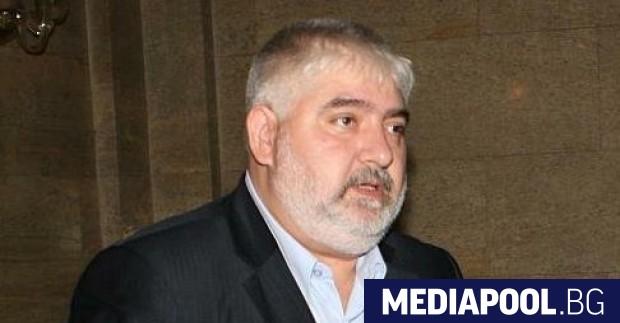 Бившият депутат от ГЕРБ и настоящ конституционен съд Анастас Анастасов
