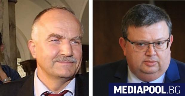Никола Филчев, Сотир Цацаров Комитетът на министрите на Съвета на