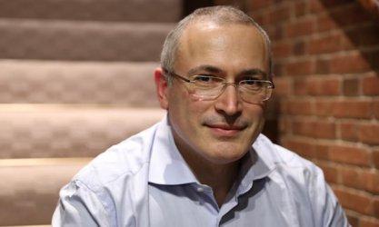 Ходорковски няма да наема охрана, защото нищо не може да го спаси, ако Путин го вземе на мушка