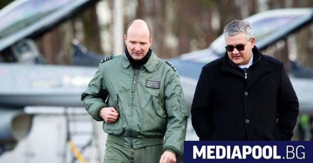 В Белгия се разгаря скандал покрай замяната на изтребителите Ф-16
