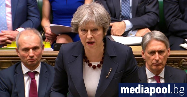 Тереза Мей Британският премиер Тереза Мей изрази подкрепа за разследване