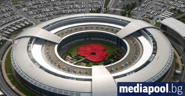 Снимка: Британският Щаб за правителствени комуникации (GCHQ) Великобритания е споделила