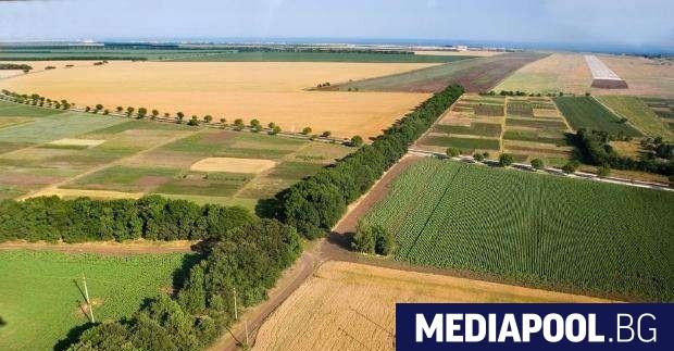 Цената на земеделската земя у нас се е повишила почти