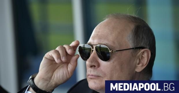 Владимир Путин, сн. БГНЕС Упоритото нежелание на президента на САЩ
