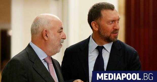 Виктор Векселберг и Олег Дерипаска САЩ обявиха нови широкообхватни санкции