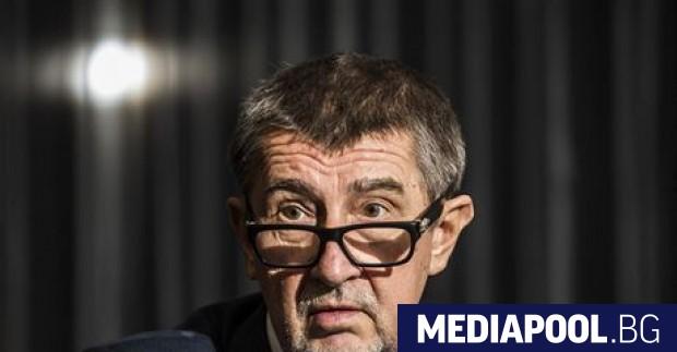 Андрей Бабиш Движението АНО на чешкия премиер Андрей Бабиш обяви,