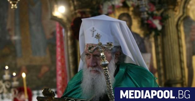 Патриархът отслужи тържествената литургия за Благовещение, сн. БГНЕС Празникът на