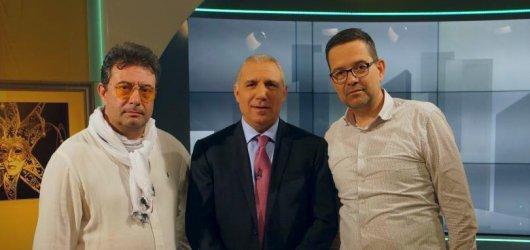 Христо Стоичков ще коментира за БНТ мачовете от Световното първенство в Русия