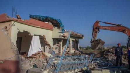 Силно земетресение разтърси Турция, най-малко 13 са ранени