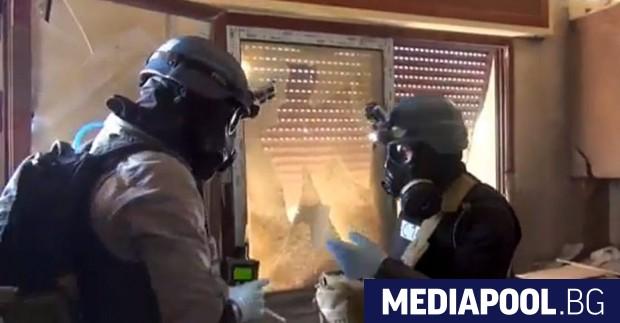 Организацията за забрана на химическите оръжия (ОЗХО) още веднъж се