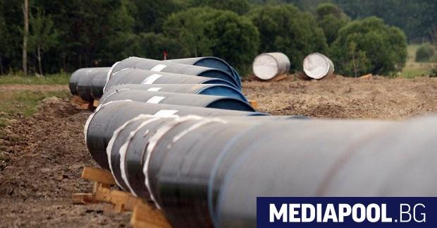 Основната поръчка за построяването на газовата връзка между България и