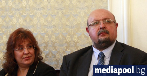 Елена Костадинчев и Станислав Лютов Софийска градска прокуратура е повдигнала