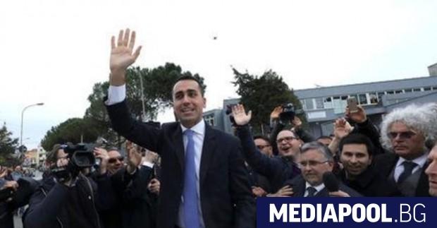 Луиджи ди Майо Италианското антисистемно Движение