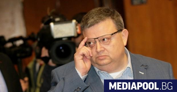 Сотир Цацаров сн: Архив/БГНЕС Главният прокурор Сотир Цацаров е станал
