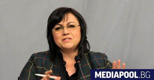 Корнелия Нинова ГЕРБ водят координирана атака срещу президента Радев и