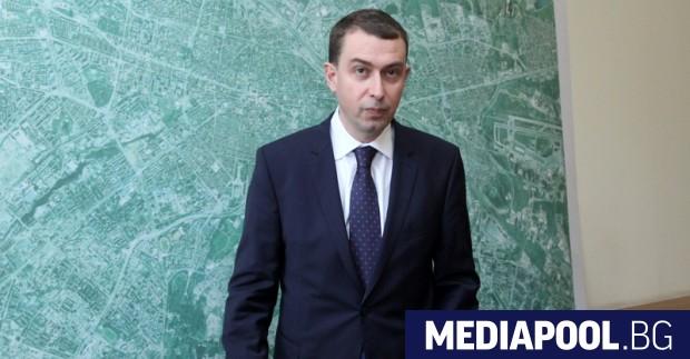 Главният архитект на София Здравко Здравков. Сн. БГНЕС Ограниченията във