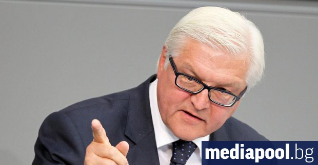 Франк-Валтер Щайнмайер Президентът на Германия Франк-Валтер Щайнмайер изрази безпокойство от