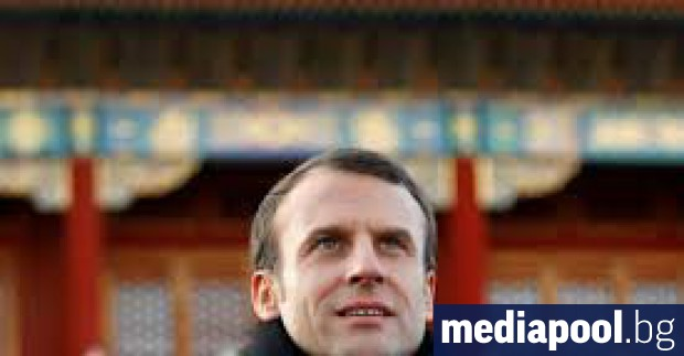 Еманюел Макрон Президентът на Франция Еманюел Макрон определи в интервю