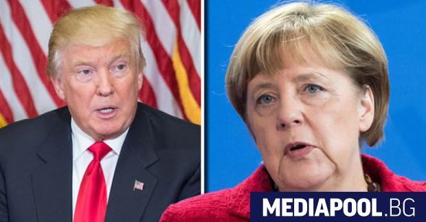 Германският канцлер Ангела Меркел ще има трудни разговори в петък