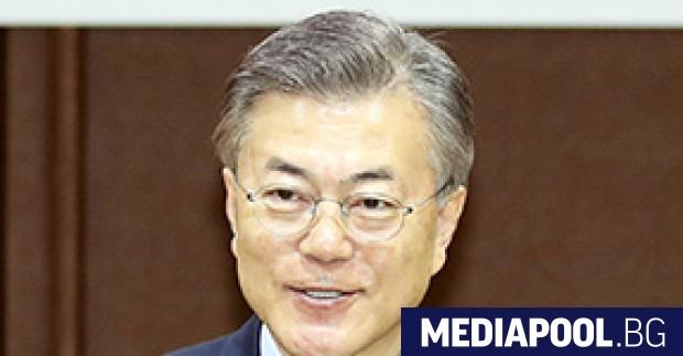 Южнокорейският президент Мун Дже-ин помоли ООН да наблюдава планираното закриване
