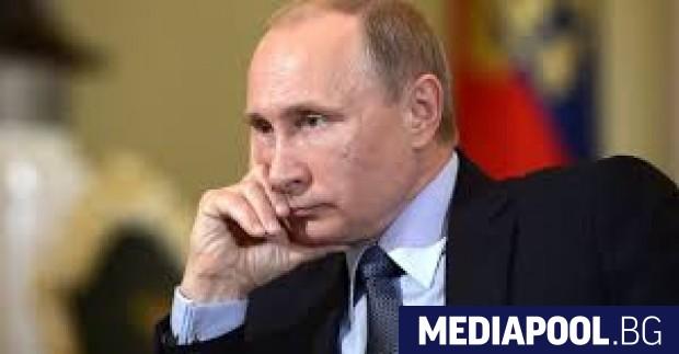 Руският президент Владимир Путин подписа закона, който позволява на властите