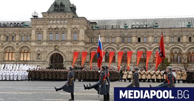 Предстоящите тържества по случай Деня на победата в Москва ще
