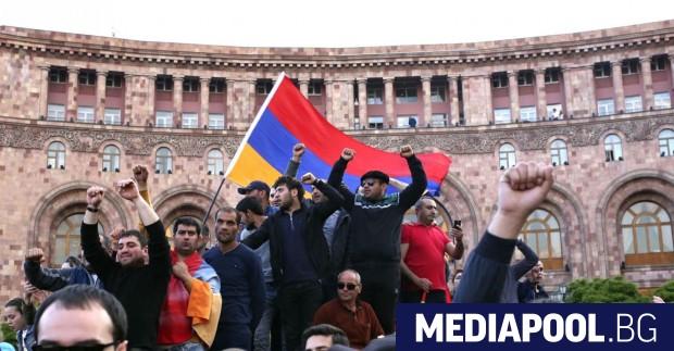 Серж Саркисян, който управляваше Армения като президент от 2008 г.