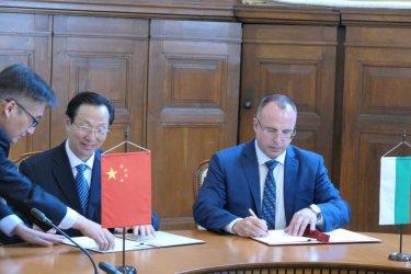 България иска от Китай да ускори уреждането износа на селскостопански стоки