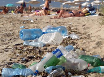 Разделното събиране на боклука на плажа става задължително
