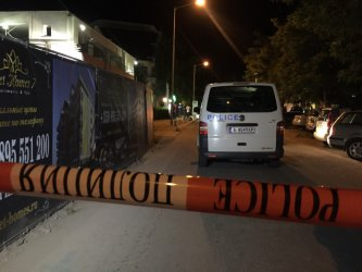 Хазартен бос е застрелян в автомобил в Слънчев бряг