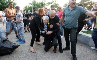 Кметът на Солун беше пребит от крайни националисти