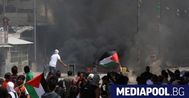 Израелският Върховен съд определи като законно използването на бойни патрони