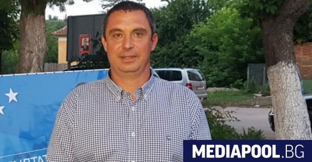 кадър бТВ Кандидатът на ГЕРБ Страхил Стоянов спечели изборите във