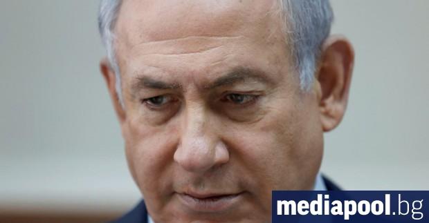 Бенямин Нетаняху Израелският премиер Бенямин Нетаняху обвини палестинското ислямистко движение
