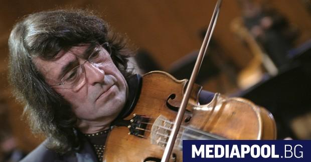 Носителят на Грами Юрий Башмет ще свири със Софийската филхармония