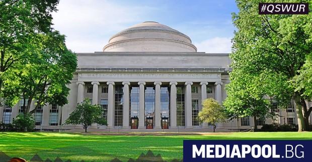 Масачузетският технологичен институт (MIT) за седми пореден път оглави рейтинга